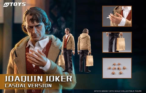 MToys MS009 1:6 Joaquin Joker (Causal version)