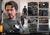 Hot Toys - MMS582 Iron Man: Tony Stark Mech Test Version (Deluxe Version)