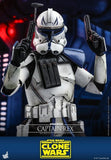 Hot Toys - TMS018 Star Wars: The Clone Wars - Captain Rex