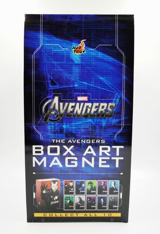 Last Set: Hot Toys - PMGA008N The Avengers Box Art Magnet (Set of 10 pcs)