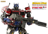 Threezero x HASBRO : Transformers Bumblebee - Optimus Prime Premium Collectible Figure
