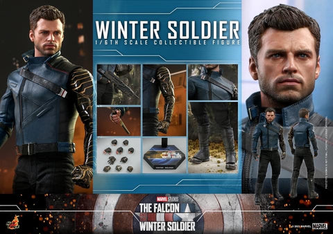 Hot Toys - TMS039 The Falcon & The Winter Soldier: Winter Soldier