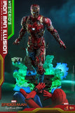 Hot Toys - MMS580 Spider Man Far From Home: Mysterio's Iron Man Illusion