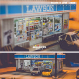 Minicreek Studio - D Series Scene 2: Supermarket 1/64 Scale