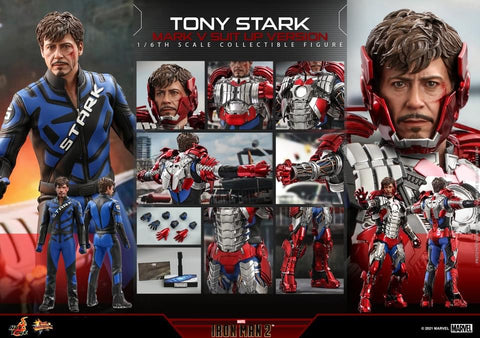 Hot Toys - MMS586D36 Iron Man Mark XXI 21 Midas
