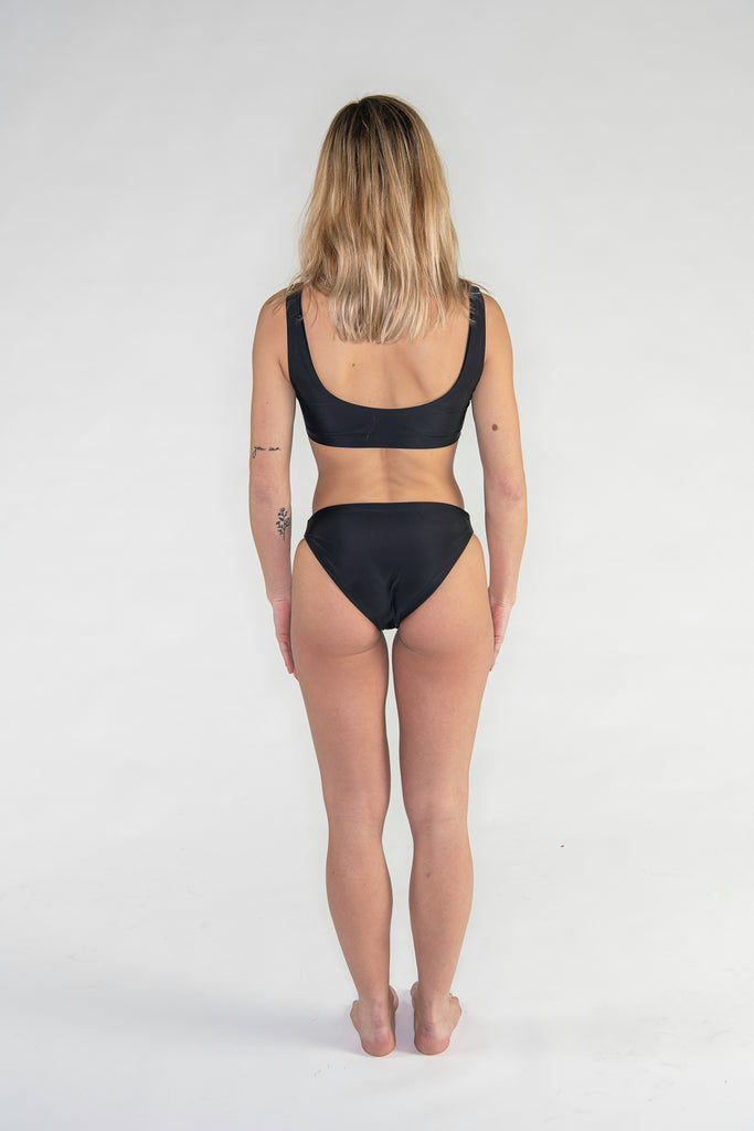 Palma Bottom Black