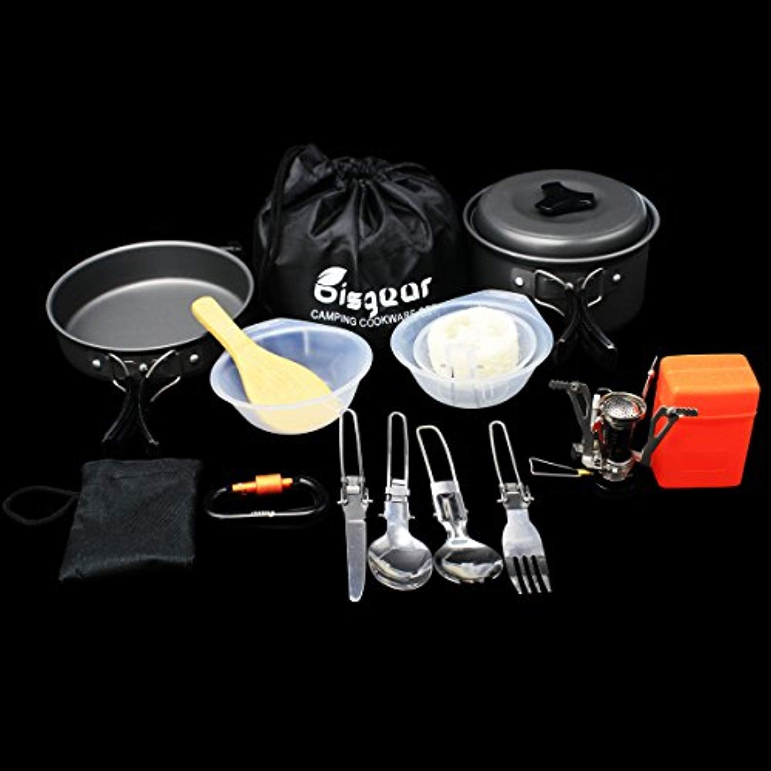 #1 Outdoor Cookware for anyone looking for a high quality, great value product for camping, backpack