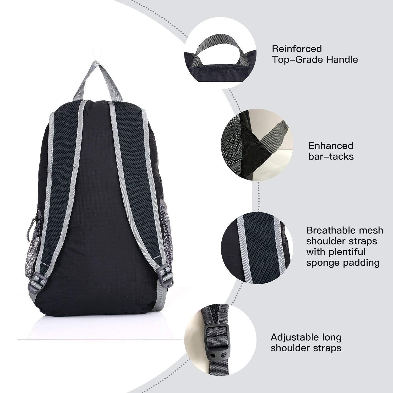 The Ultra Lightweight Backpack 33L
