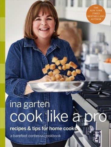 Cook Like A Pro by Ina Garten-SOLD OUT