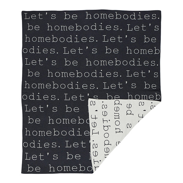Homebody Blanket