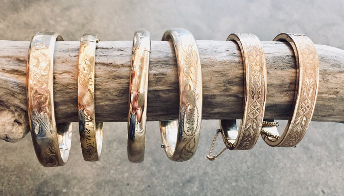 Antique Wedding Bangles