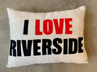 """I LOVE Riverside"""
