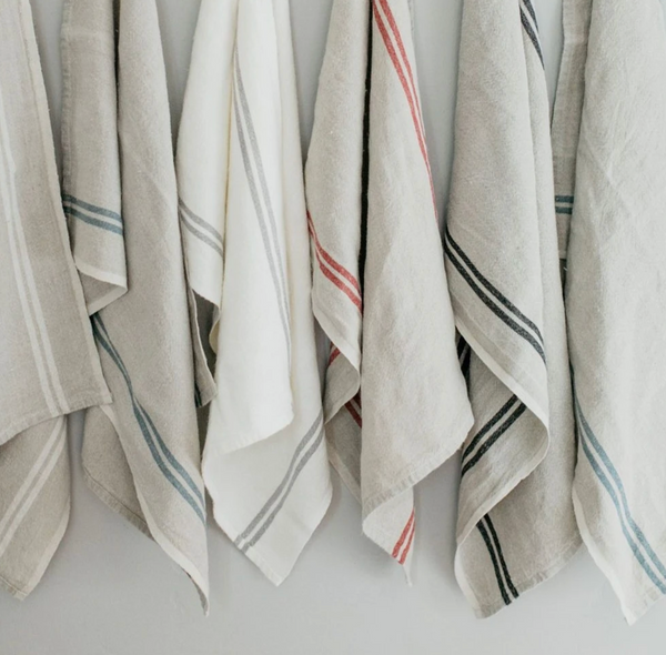 Vintage Linen Towels-available in 3 colors