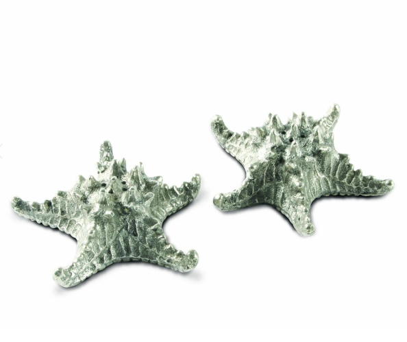 Star Fish Salt and Pepper Shakers