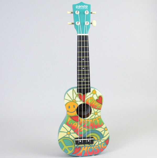 Peace, Love, Music Ukulele