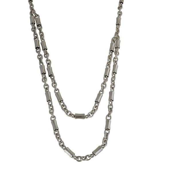 Double Layer Vidda Long Necklace