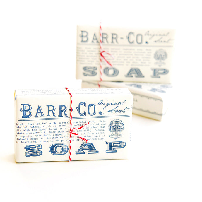 Barr and Co Soap