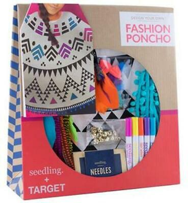 Design Your Own Fashion Poncho