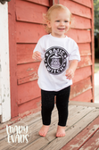 Basic Witch - Fall Graphic Tee - Toddler & Youth Sizing