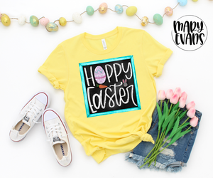 Happy Easter Chalkboard T-Shirt