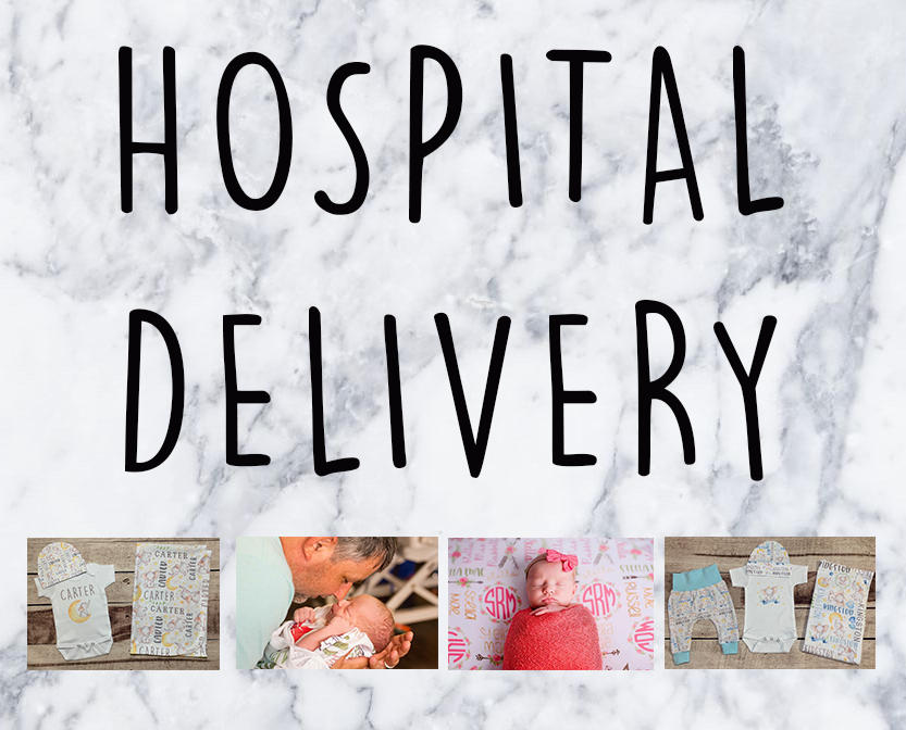 Hospital Delivery Add-On - Mary Evans