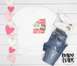 I Hope Cupid Brings A Cold Claws - Funny Unisex Shirt