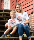 Gobble Til You Wobble - Graphic Tee - Toddler & Youth Sizing
