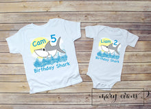 Load image into Gallery viewer, Baby Shark Birthday - Mary Evans