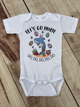 Load image into Gallery viewer, Let's Go Hunt Baby Shark Easter T-Shirt / Bodysuit - Mary Evans