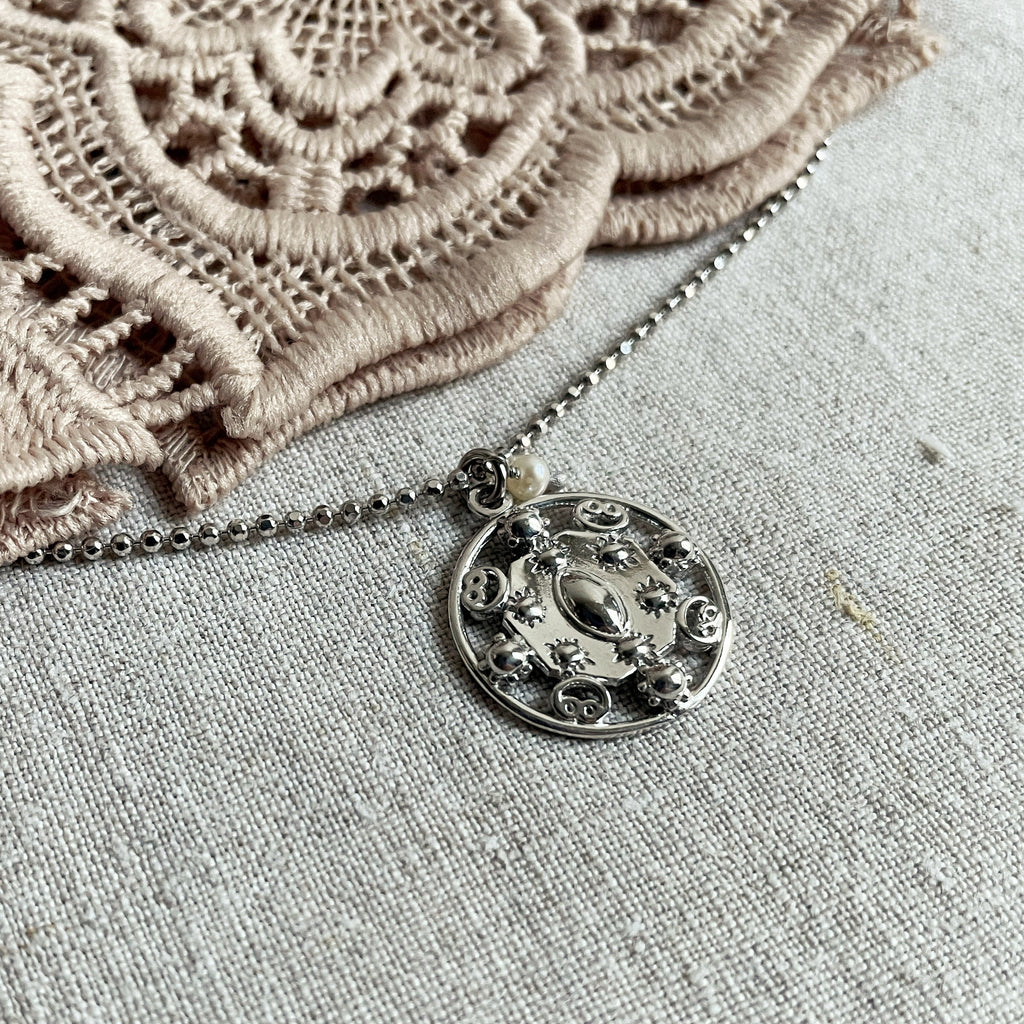 Ngb Jewels - Baroque Globe Necklace