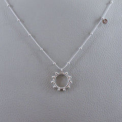 Ngb Jewels - Round Short Necklace