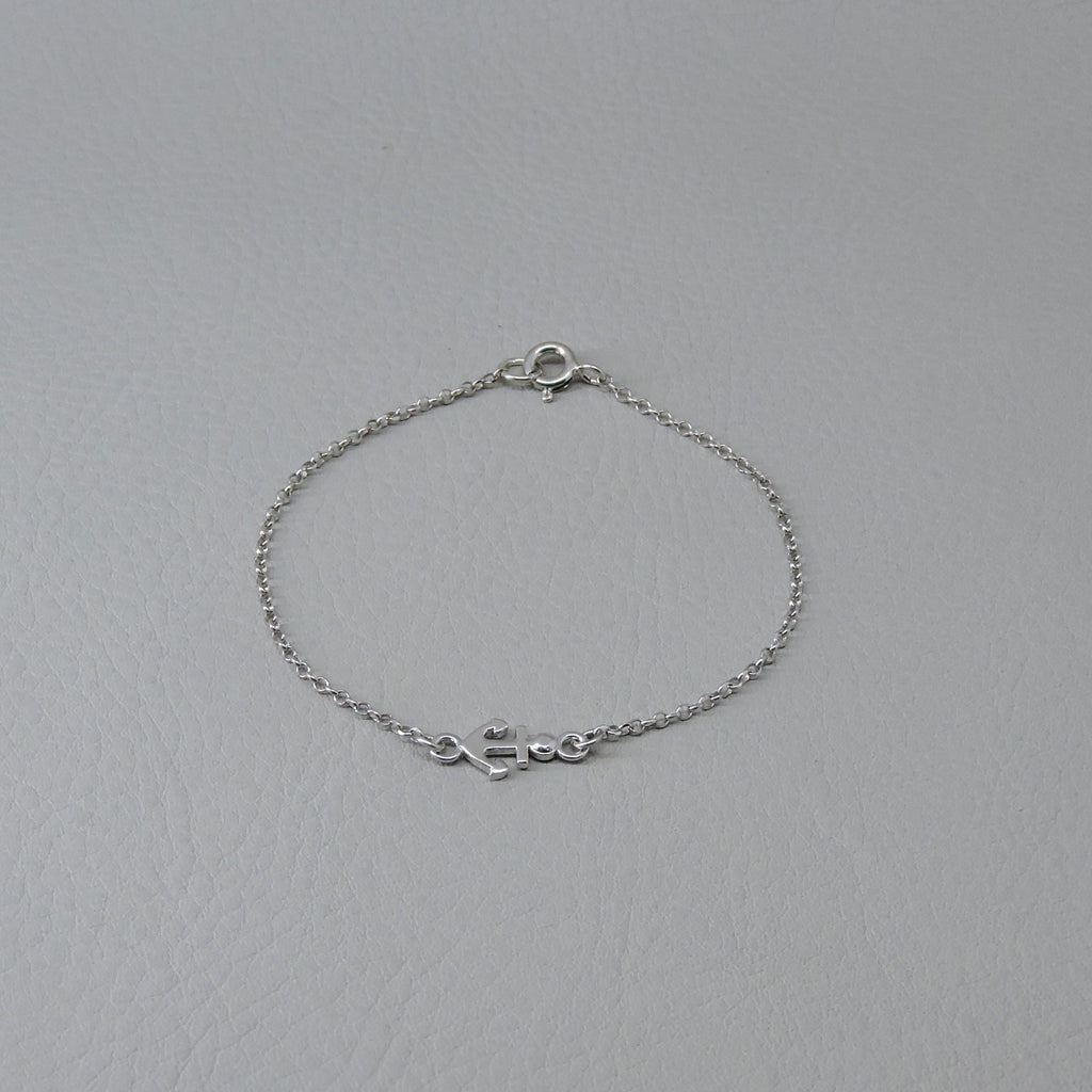 Ngb Jewels - Anchor Chain Bracelet