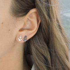 Ngb Jewels - Anchor Earrings