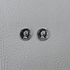 Ngb Jewels - Coin Earrings