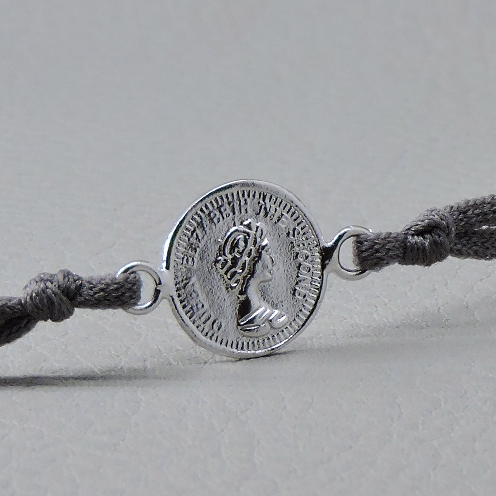 Ngb Jewels - Coin Elastic Bracelet