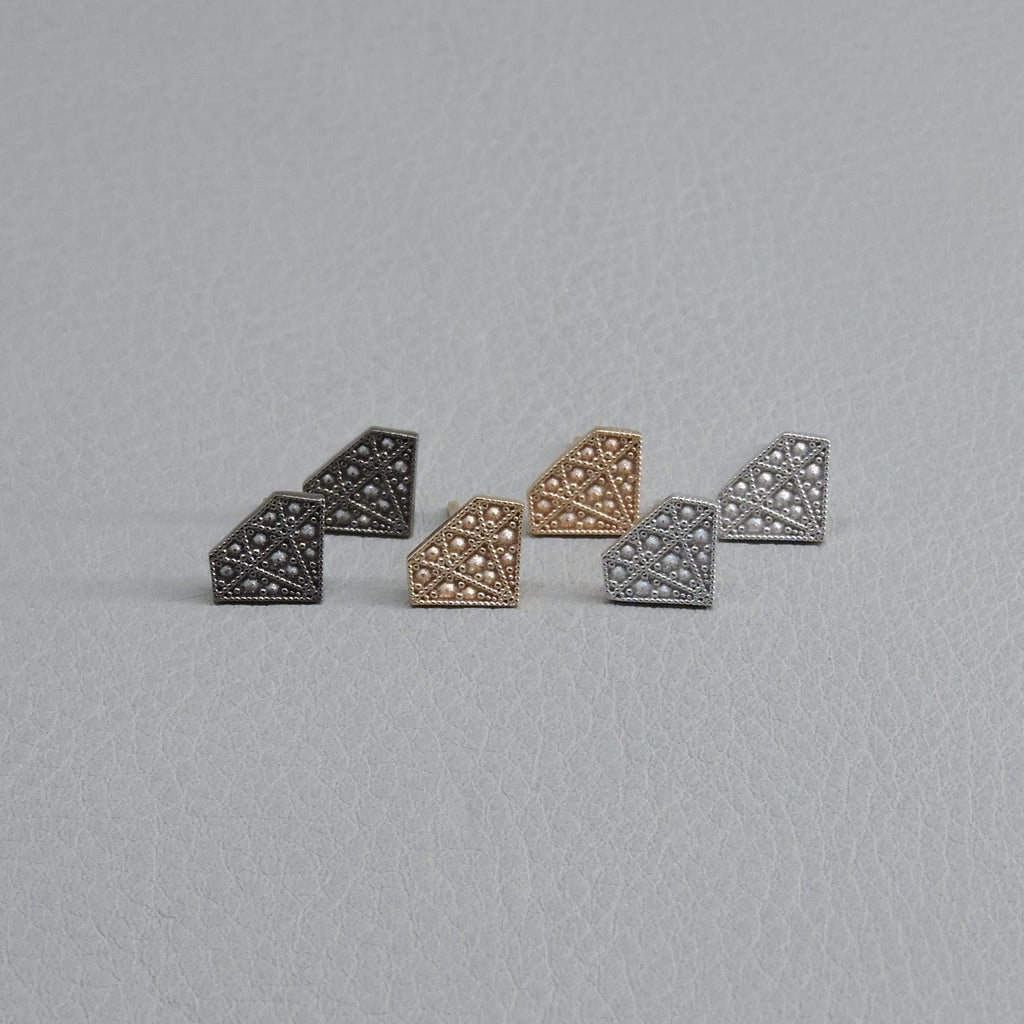 Ngb Jewels - Cool Diamonds Earrings
