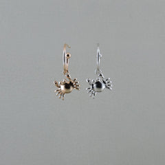 Ngb Jewels - Crab Earrings