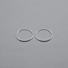 Ngb Jewels - Hoop Earrings