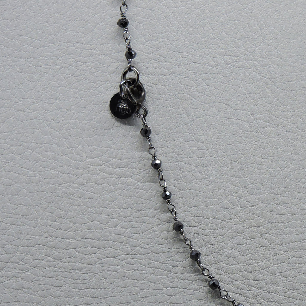 Ngb Jewels - Rosary Short Necklace