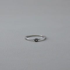 Ngb Jewels - Silver Stone Ring