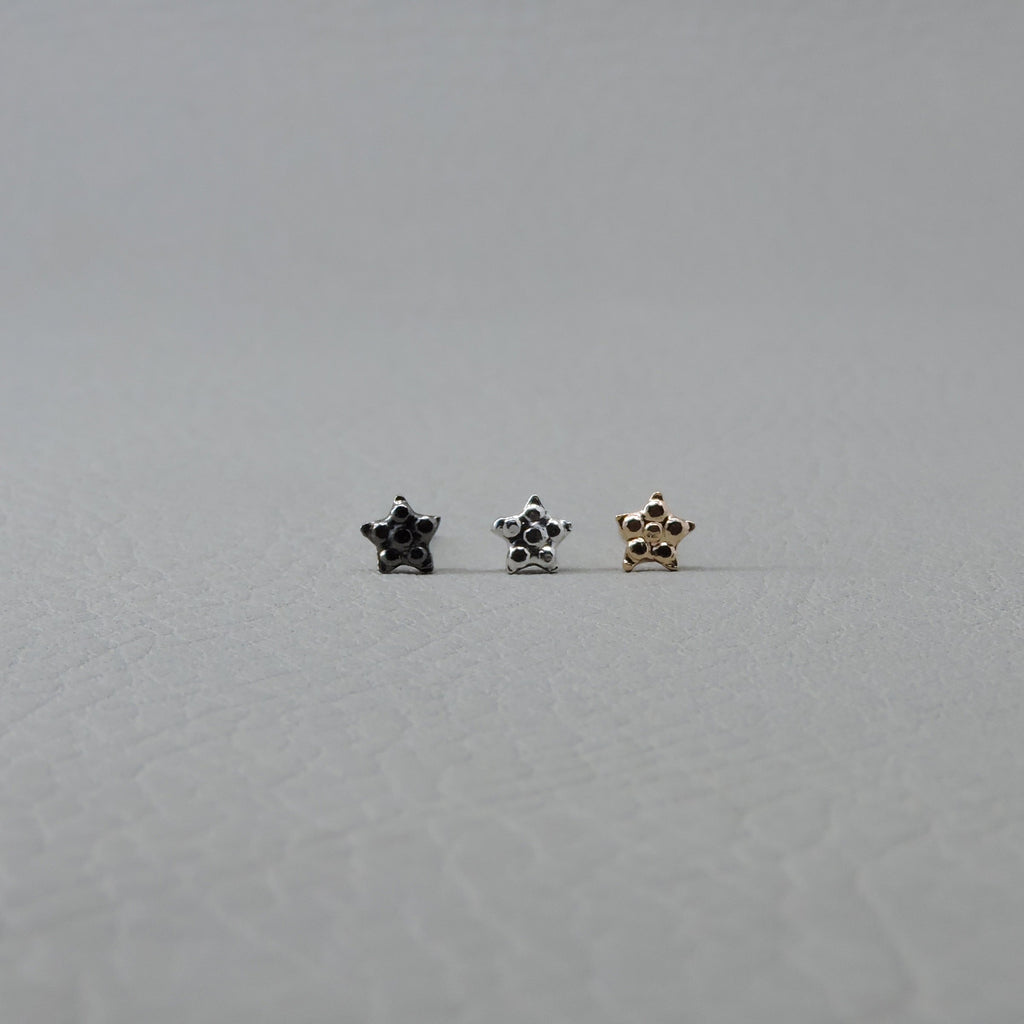 Ngb Jewels - Stars Earrings