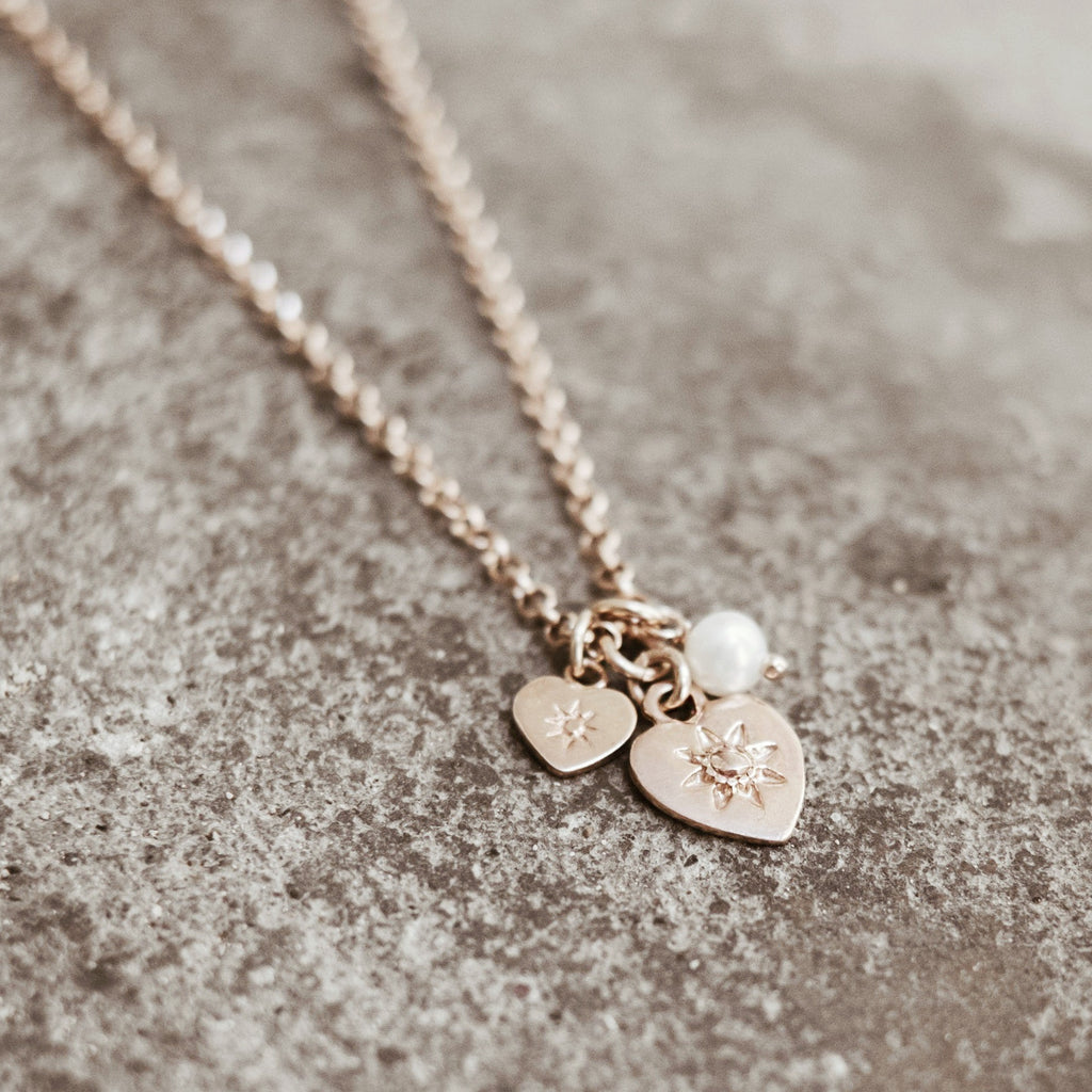 Ngb Jewels - Boho Heart Necklace