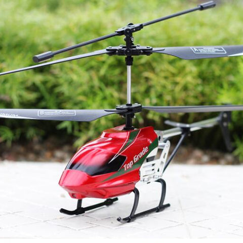 Alloy Resistant RC Aircraft