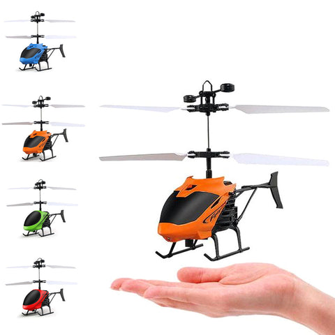 Mini Helicopter Induction