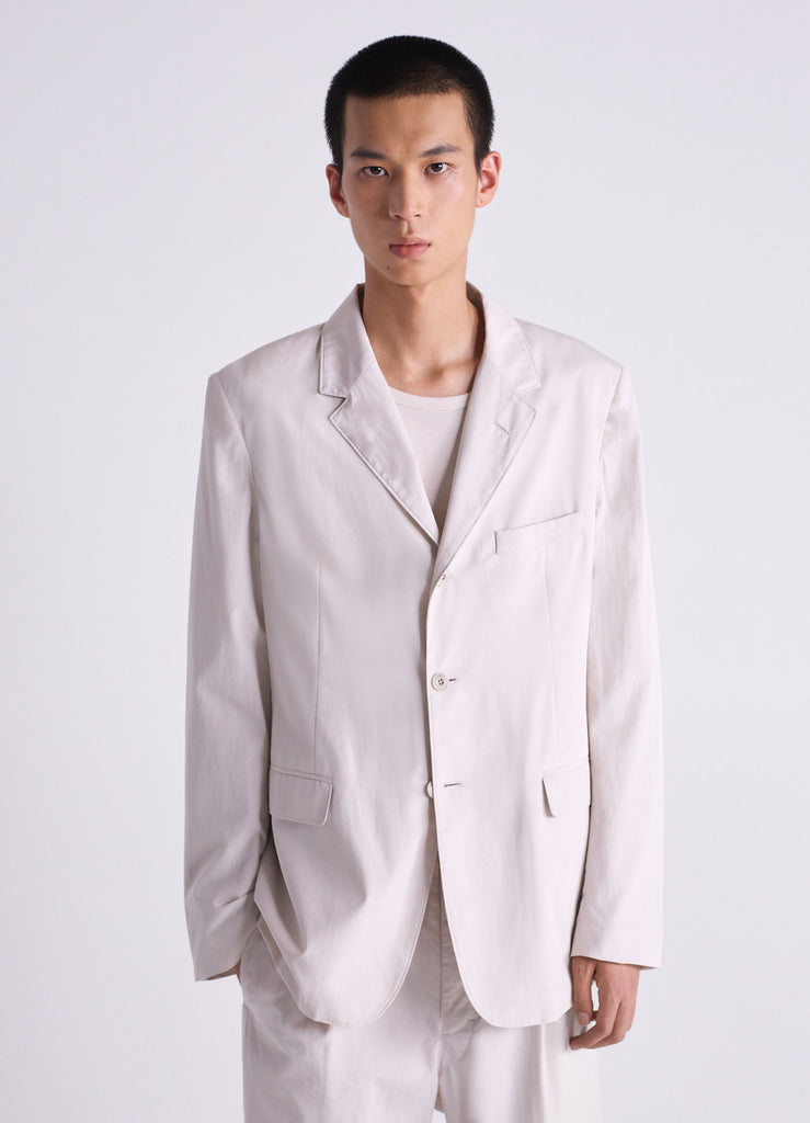 SOFT SINGLE BREASTED JACKET