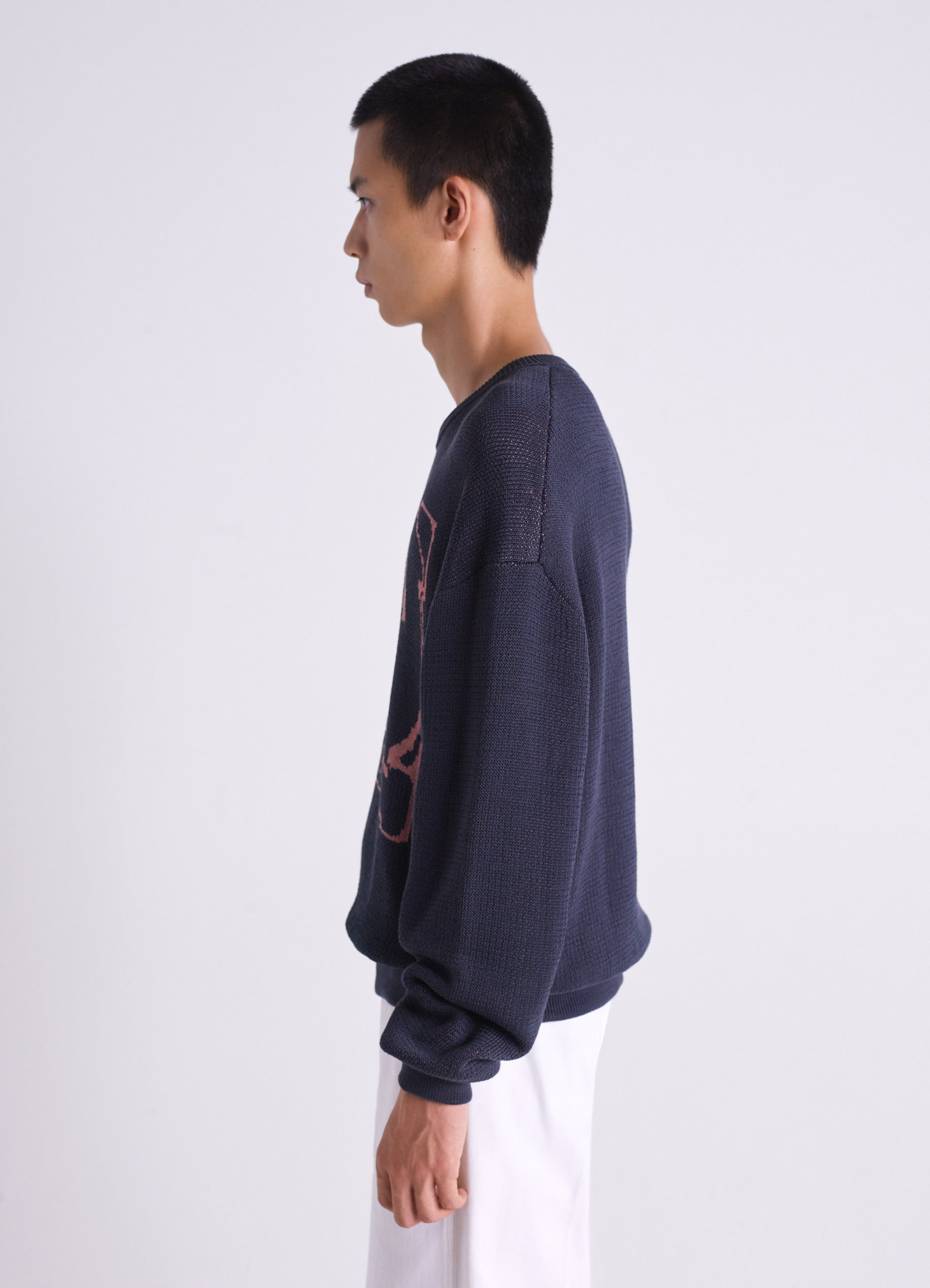 FUTUR DAYS JACQUARD SWEATER