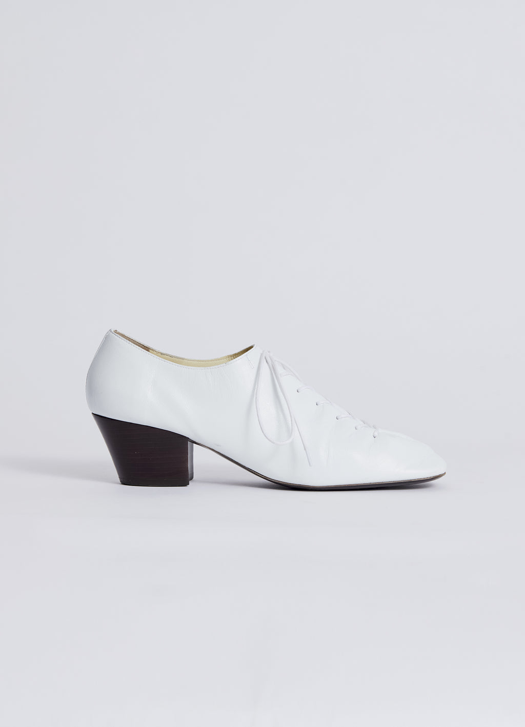 HEELED DERBIES