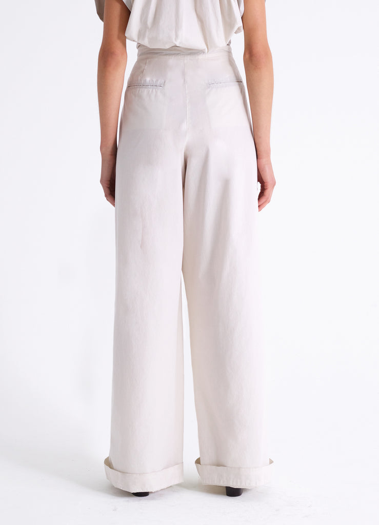 ASYMMETRICAL PANTS