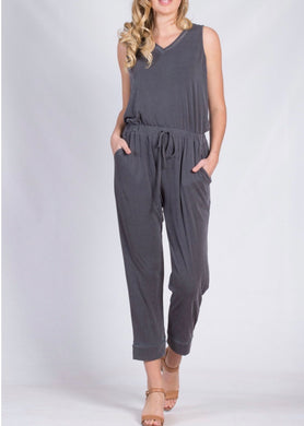 Spicy Sugar - Ebony Relax Jumpsuit