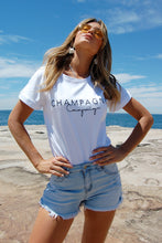Refuge - Champagne Campaign Tee